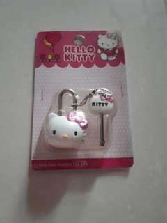 Gembok Hello Kitty