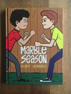 Marble Season by Gilbert Hernandez
