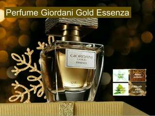 Perfume Giordani Gold Essenza