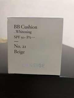 Laneige BB Cushion Whitening Foundation