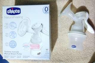 Chicco Manual Pump| 100% BPA FREE | Preloved