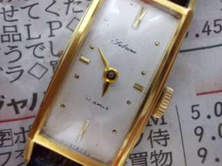 Vintage Takano Sabrina lady watch