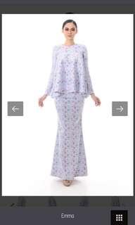Mek Kembang Cotton Emma Kurung #Ramadan50