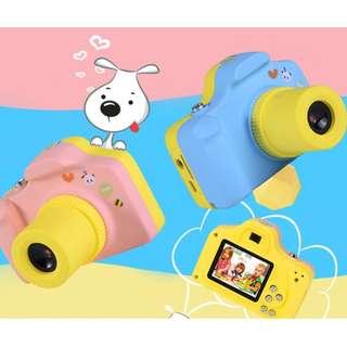 Kids Camera 兒童數碼相機 -粉紅色  / 粉藍色 (Children Dihital Camera)