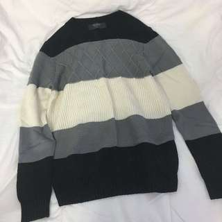 Coldwear Cable Knit Sweater Jumper Top