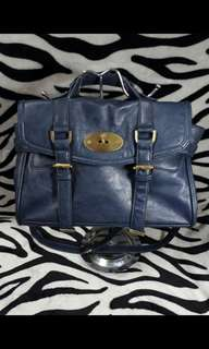 MULBERRY Calfskin leather 2 way bag