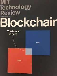 MIT technology review (May/June 2018)