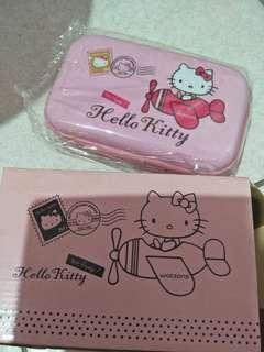🚚 Hello Kitty 收納盒 過夜包