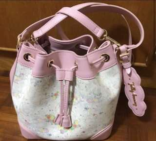 Jelly Bunny Bucket Bag