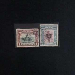 N.Borneo 1941