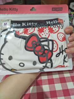 🚚 Hello Kitty  中腰內褲 M