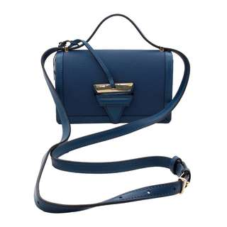 #Loewe Barcelona Small Bag 深藍色 #302.12.P39. 5820小牛皮 #小碼#全新 尖沙咀利時中心14樓1409室