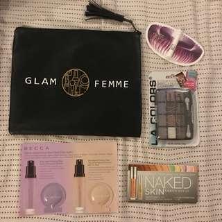 Makeup Bag Bundle #1