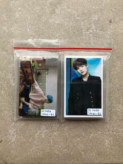 bts suga cards ; 35 for $6 available