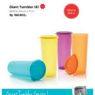 Giant tumbler