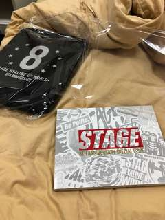 Stage Hyaline of world 8th anniversary