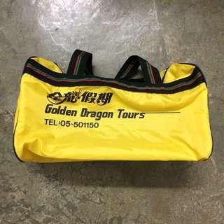 Vintage travel & tour bag