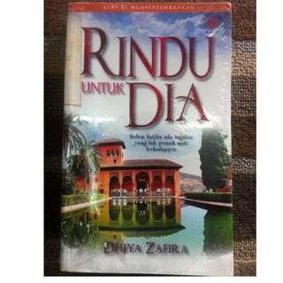 Rindu Untuk Dia, Dhiya Zafira