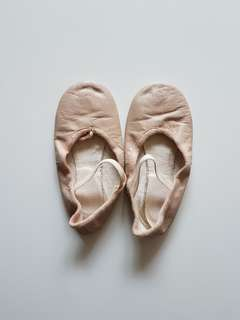 Leather Ballet Shoes (sold separately)