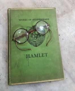 Antique Round Shape Sunglasses