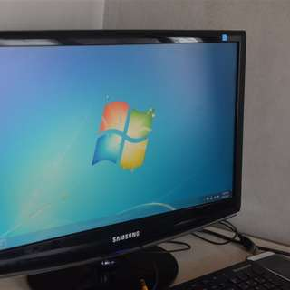 Samsung SyncMaster 2233SW 22inches Widescreen LCD Monitor