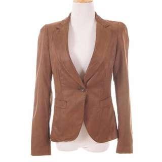 Basic Tuxedo Jacket, zara