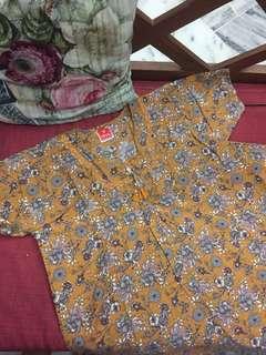 (BN) Promotion for this week-Orange Floral Ladies Nightwear