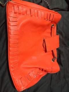 Kookai orange bag