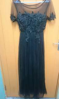 Black Dress / Prom Dress