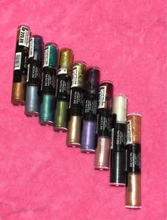 Revlon Liquid Eye shadow (225.00 each)