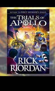 The trails of Apollo the burning maze ebook