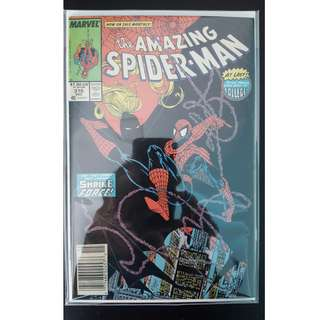 Amazing Spider-Man #310 (1988, 1st Series) Todd McFarlane's Awesomeness! Vs Killer Shrike!