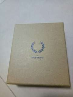 Fred Perry  wallet (brand new)