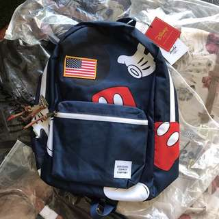 Authentic Herschel Mickey Mouse limited edition