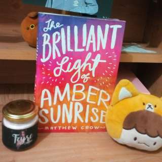 The Brilliant Light of Amber Sunrise (HB) by Matthew Crow
