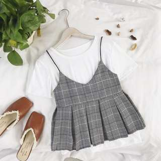[PO] Pleated Top