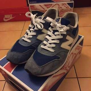 🚚 New Balance 996 藍色