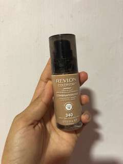 [Foundation] Revlon colorstay foundation