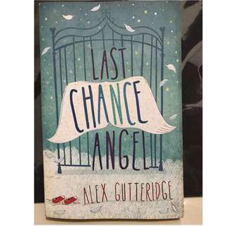 Alex Gutteridge - Last Chance Angel