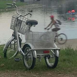 3-wheel Bike Negotiable!
