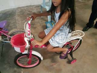 Basikal virgo  siap hantar