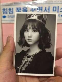 GFRIEND Eunha OFFICIAL Photocard (PC)