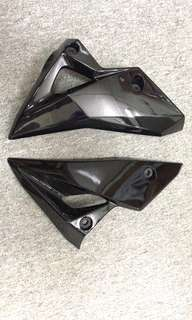 Kawasaki z800 lower part fender