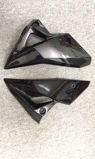 Kawasaki z800 lower part fender
