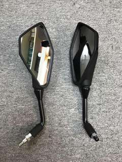 Kawasaki z800 original side mirror