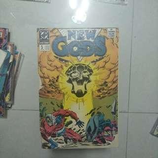 New Gods Comic