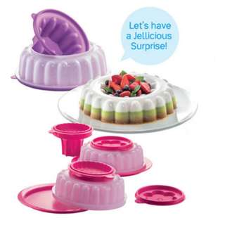 Jelly Ring N Serve Mould {Tupperware}
