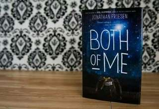 Book (both of me) romance mystery