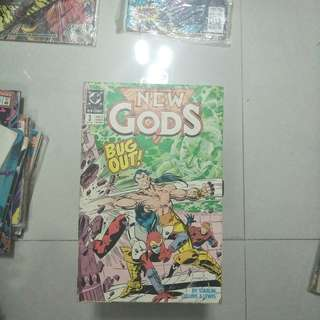 New Gods comic