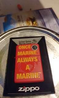 Brand New US Marine Corp Zippo lighter